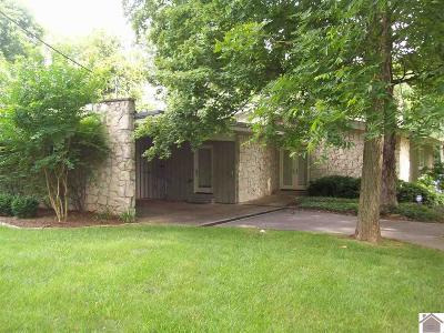 Graves County Single Family Home For Sale: 505 Golf Club Lane