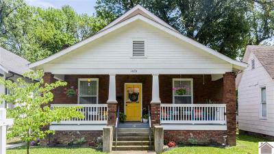 Paducah Single Family Home For Sale: 1620 Monroe Street
