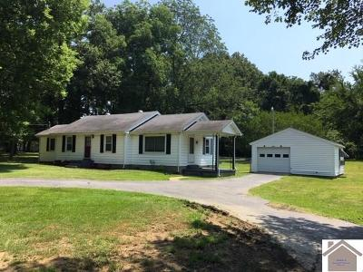 Paducah Single Family Home For Sale: 2400 Olivet Church Road