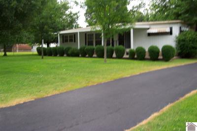 Paducah Manufactured Home For Sale: 4900 Epperson Road
