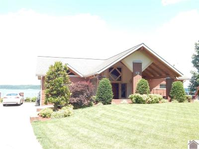 Calloway County, Marshall County Single Family Home For Sale: 597 Sherwood Dr