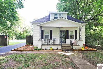 Paducah Single Family Home For Sale: 2411 Maple Street