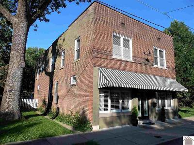 Paducah Condo/Townhouse For Sale: 414 - 416 N 7th Street