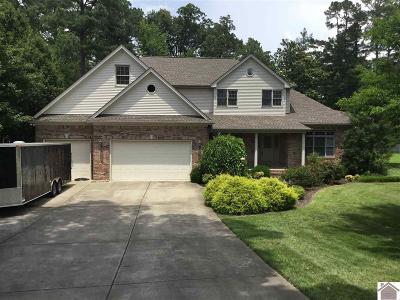 McCracken County Single Family Home For Sale: 10 Barrington Circle