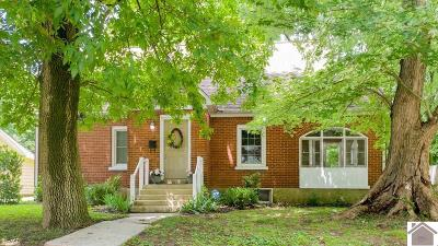 Graves County Single Family Home For Sale: 915 S 7th Street
