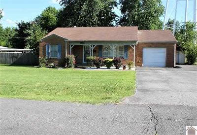 Graves County Single Family Home For Sale: 100 E Sunset Dr
