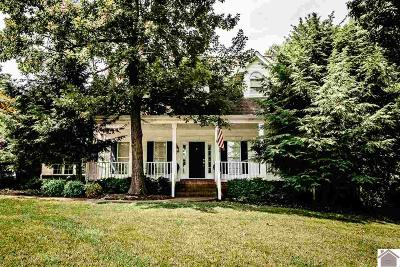 McCracken County Single Family Home For Sale: 165 Jalusian Trail