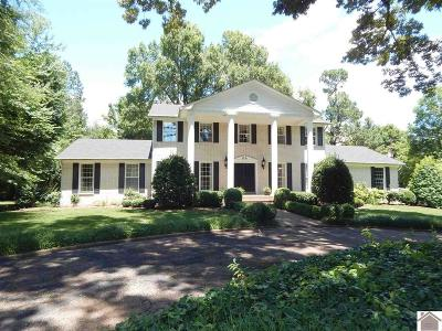 Graves County Single Family Home For Sale: 721 E College St