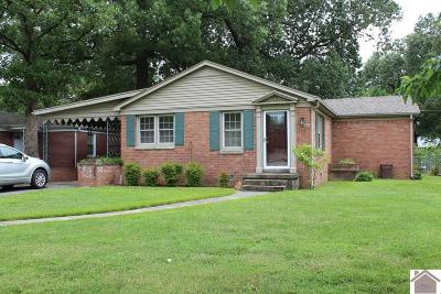Paducah Single Family Home For Sale: 2414 Clay Street