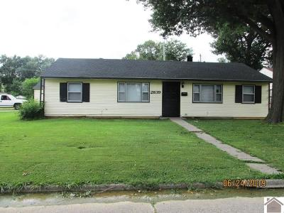 Paducah Single Family Home For Sale: 2839 Alabama Street