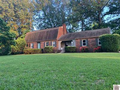 Marshall County Single Family Home For Sale: 119 Greenwood Place