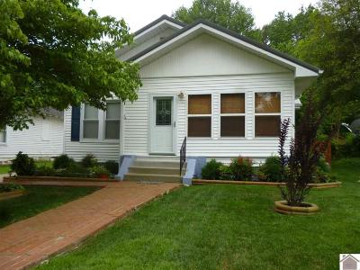Paducah Single Family Home For Sale: 525 N 34th St