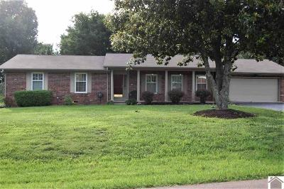 Paducah Single Family Home For Sale: 215 Fairview Drive