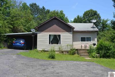 Kuttawa Single Family Home For Sale: 5008 Highway 62