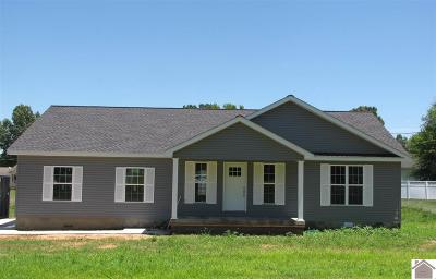Benton KY Single Family Home Contract Recd - See Rmrks: $185,900