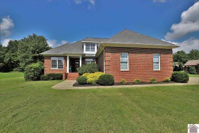 Paducah Single Family Home For Sale: 175 Tyree Road