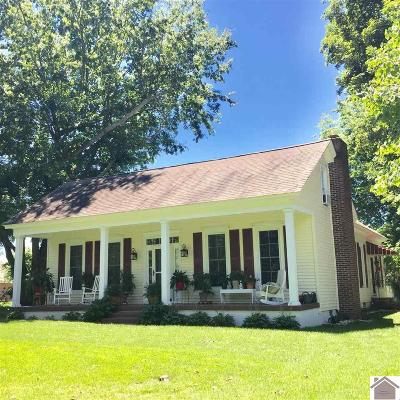 Paducah Single Family Home Contract Recd - See Rmrks: 1875 Holt Road