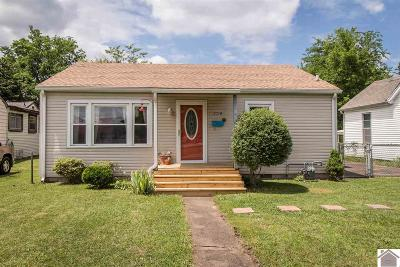 Paducah Single Family Home For Sale: 2719 Adams St.