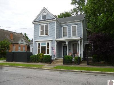 McCracken County Single Family Home For Sale: 615 Monroe