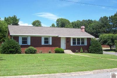 Mayfield Single Family Home For Sale: 203 Reed Street