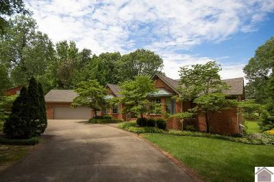 Paducah Single Family Home For Sale: 3595 Sherwood Drive