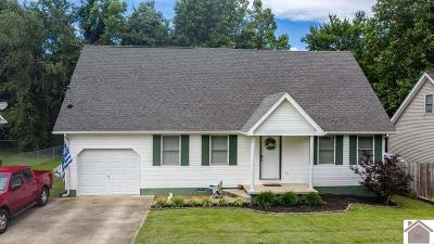 Paducah Single Family Home For Sale: 415 Leeds Drive