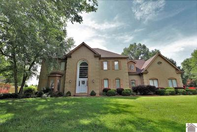 Paducah Single Family Home For Sale: 700 Whitney