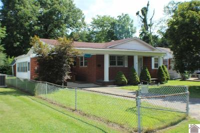 Mayfield Single Family Home Contract Recd - See Rmrks: 716 Wright Street