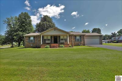 Paducah Single Family Home For Sale: 184 Jessamine Dr