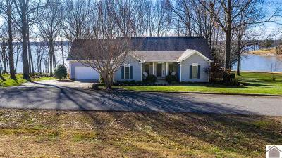 Livingston County, Lyon County, Trigg County Single Family Home For Sale: 358 Eden Bay