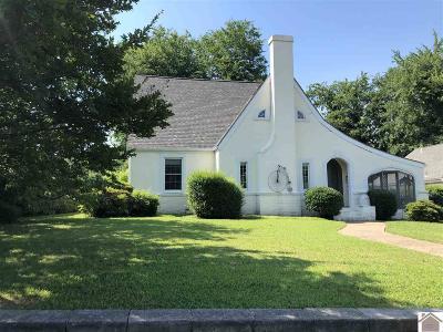 McCracken County Single Family Home For Sale: 3339 Buckner Lane