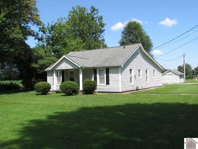 McCracken County Single Family Home Contract Recd - See Rmrks: 7160 Old Hinkleville Road