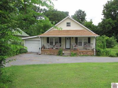 Burna KY Single Family Home For Sale: $37,900