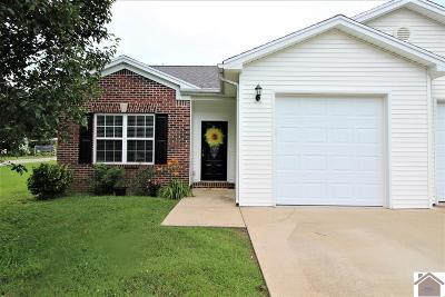 McCracken County Condo/Townhouse For Sale: 160 Augusta Avenue