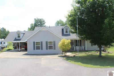 Benton KY Single Family Home For Sale: $209,900