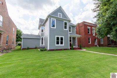 McCracken County Single Family Home For Sale: 415 N 5th Street
