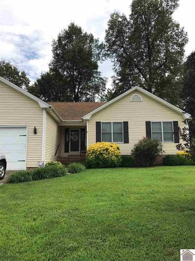 Paducah Single Family Home Contract Recd - See Rmrks: 645 Denver Ave