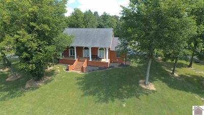 Calloway County, Marshall County Single Family Home For Sale: 1180 Bondurant Lane