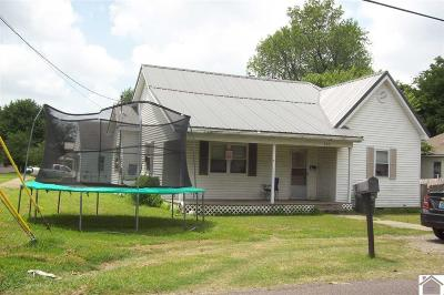 Mayfield Single Family Home Contract Recd - See Rmrks: 803 N 13th