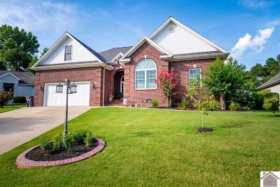 McCracken County Single Family Home For Sale: 185 Spring Valley Cove