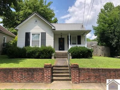 Princeton Single Family Home Contract Recd - See Rmrks: 418 S Jefferson Street
