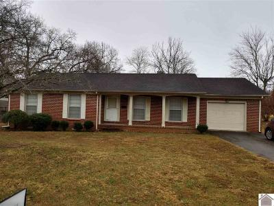 Calloway County Single Family Home For Sale: 1307 Story Ave