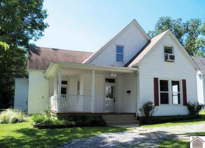 Calloway County Single Family Home For Sale: 309 N 7th Street