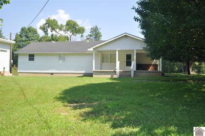 Calloway County Single Family Home For Sale: 847 Ridge Road
