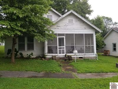 Calloway County Single Family Home For Sale: 412 S 6th Street