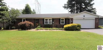Paducah Single Family Home For Sale: 225 Oriole Ln