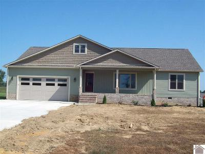 Mayfield Single Family Home For Sale: 257 Mallard Cove