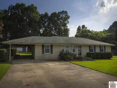 Paducah Single Family Home For Sale: 310 Riverside Drive