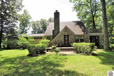 Benton KY Single Family Home For Sale: $149,900
