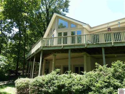 Calloway County, Marshall County Single Family Home For Sale: 318 Red Water Drive